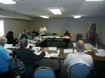 Pueblo Human Rights Commission meeting
