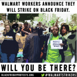 Walmart strikers