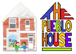 Pueblo House flyer